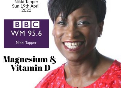 BBC WM with Nikki Tapper